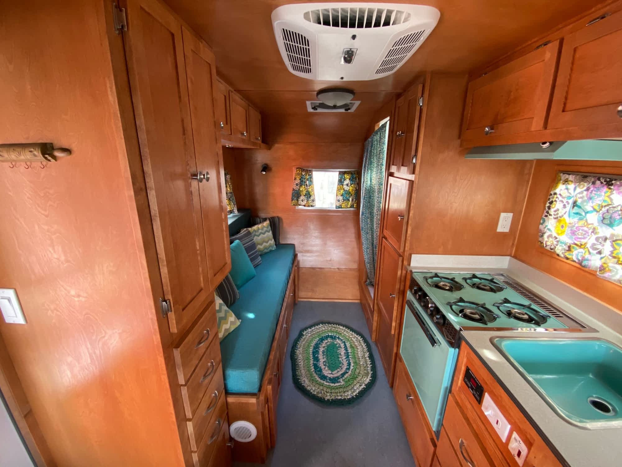 Airstream Restoration Shop located in Montana. We restore vintage trailers from the US and Canada here.